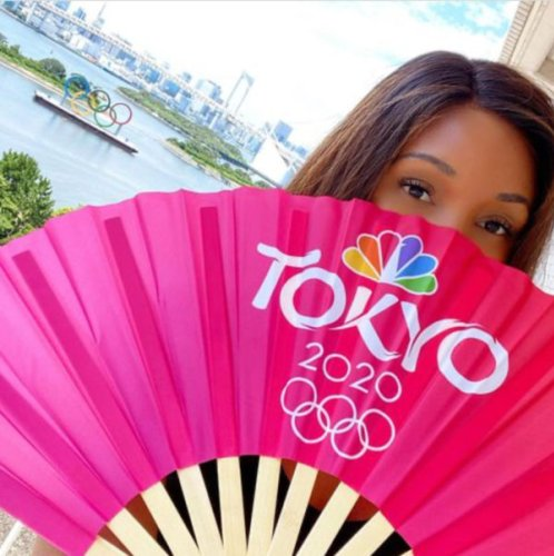 'Dream Come True': Maria Taylor Makes NBC Sports Debut Covering the Tokyo Olympics After Rocky Departure from ESPN