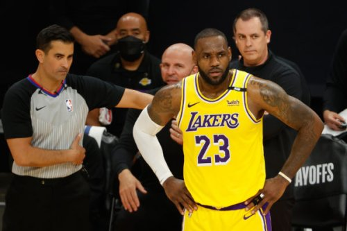 'They All Didn't Wanna Listen to Me': LeBron James Slams League as Injuries Pile Up In Playoffs