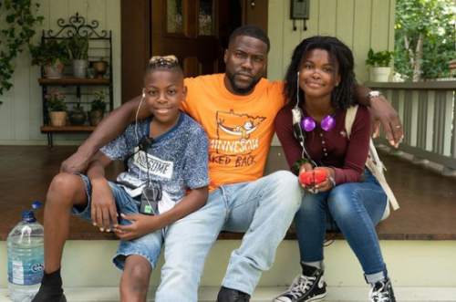 'There's a Gift and a Curse That Comes with That': Kevin Hart Reveals How He Explained His Past Controversies to His Children