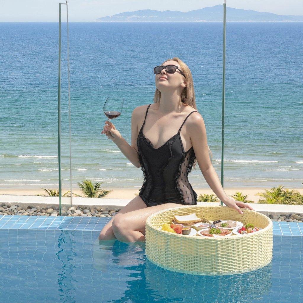 Atlantic Nha Trang hotel là Khách sạn đạt chuẩn 4 sao - cover