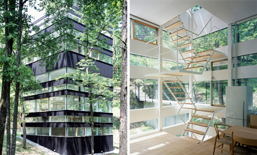 Why Rustic Hamlets Host Some of Japan's Most Striking Modern Architecture