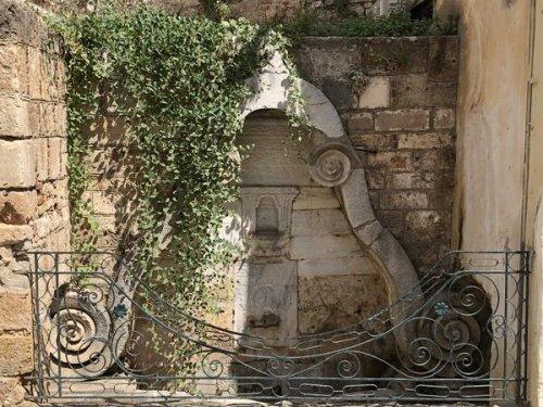 Ottoman Fountains of Nafplio