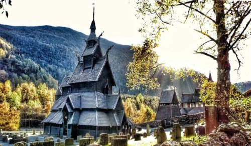 To Save Norway's Stave Churches, Conservators Had to Relearn a Lost Art