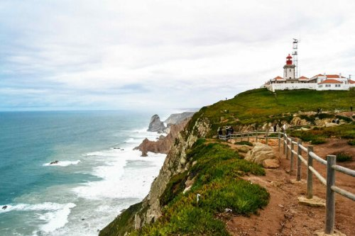 The Westernmost Point in Mainland Europe