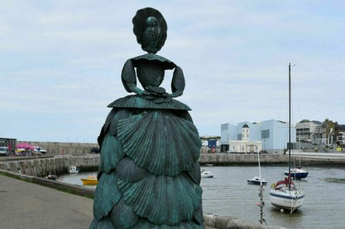 'The Shell Lady of Margate'
