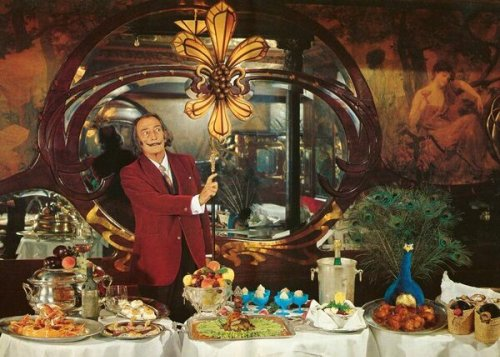 Add a Surrealist Touch to Your Thanksgiving With These Dali Recipes