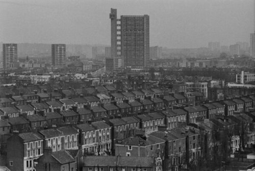 Harnessing the Dystopian Dread of the Brutalist Tower Block