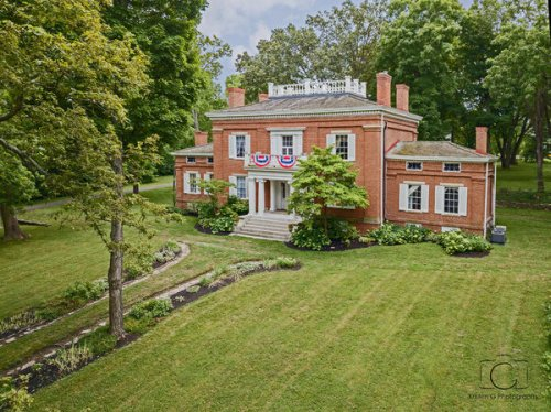 Glendower Historic Mansion & Arboretum