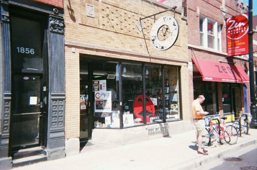 Quimby's Bookstore