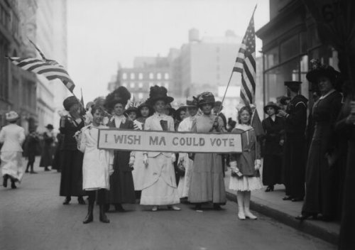 'Pie for a Suffragist's Doubting Husband' and Other Recipes That Fueled a Movement