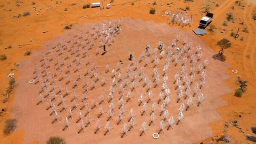 Probing the Secrets of the Universe From Deep in the Australian Outback