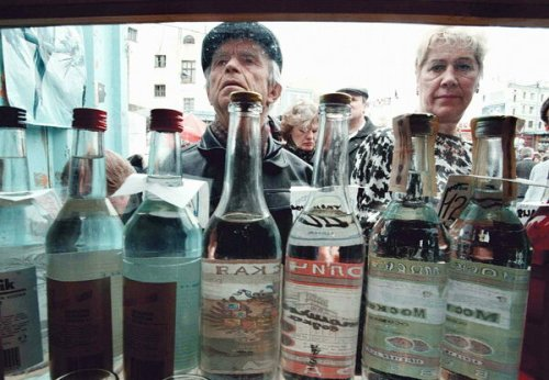 How Vodka Became a Currency in Russia