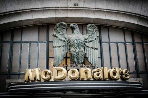 Inside Portugal's Extravagant, Art Deco McDonalds