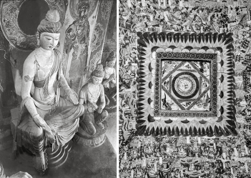 The Adventurous Quest to Capture Remote Buddhist Caves in the 1940s