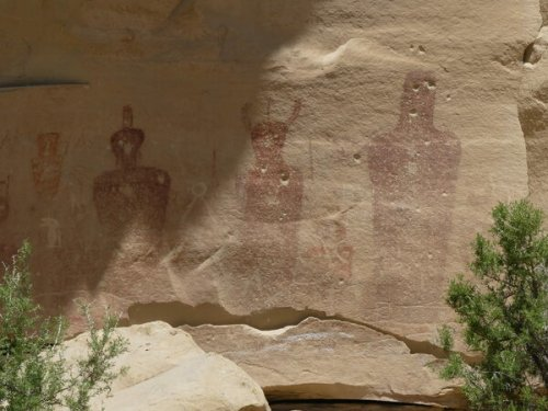 Sego Canyon's Rock Art is Still Haunting after Thousands of Years