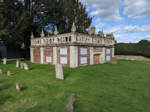 Higgins Mausoleum