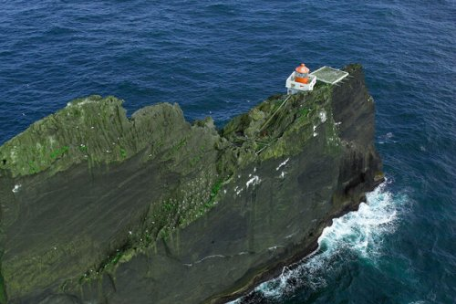 Iceland's Loneliest Lighthouse
