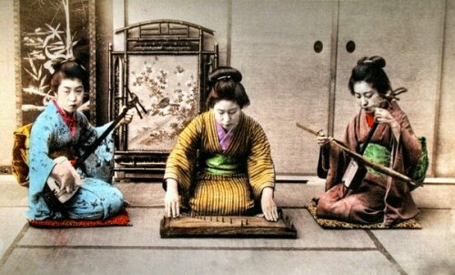 118 Years Later, Japan's Earliest Sound Recordings Still Resonate