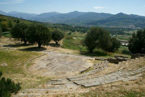 Parco Archeologico di Velia