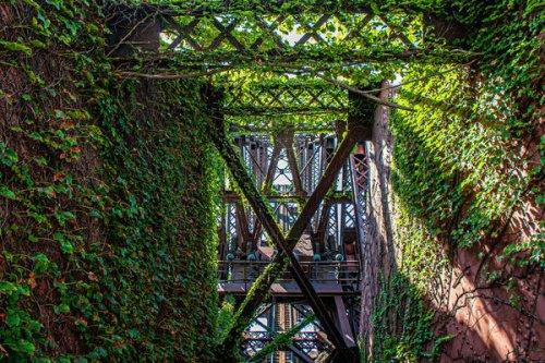 Cuyahoga Jack-Knife Bridge #464