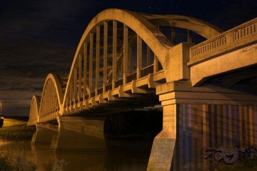 Old Borden Bridge