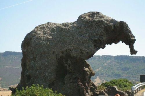 Roccia dell'Elefante (Elephant's Rock)