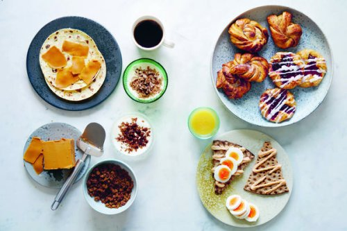 Around the World in 380 Breakfasts