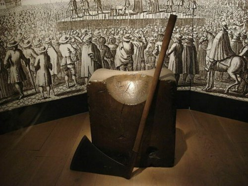 The Executioner's Ax