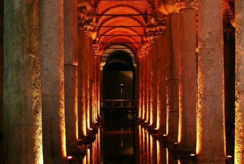 Podcast: Basilica Cistern