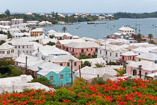 The Clever Architectural Feature That Makes Life on Bermuda Possible