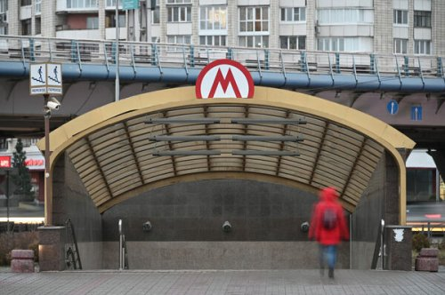 This Siberian Subway System Has Just One, Non-Functional Station