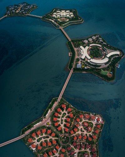 Star Islands of Qian'an