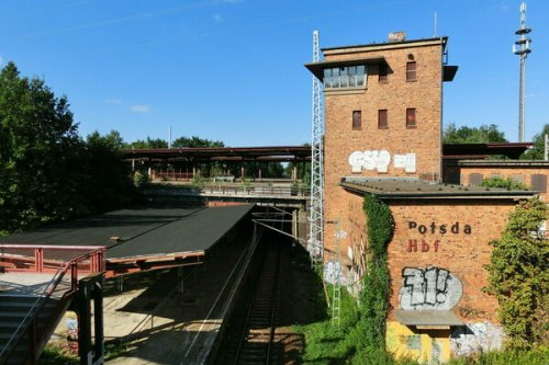 Potsdam-Pirschheide Train Station
