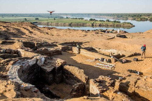 Found: A Massive Medieval Cathedral From a 'Forgotten' Nubian Kingdom