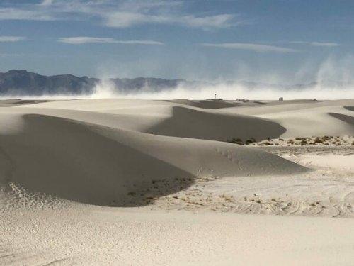 How Sand Dunes Migrate