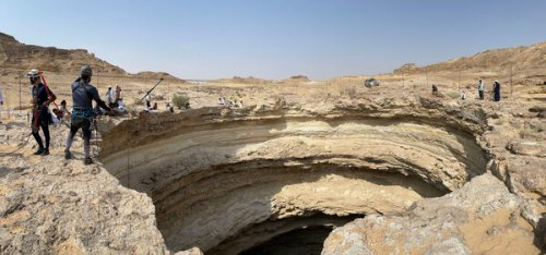 The History and Mystery of Yemen's 'Well of Hell'