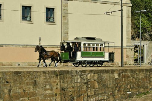 Porto's Heritage Streetcar System and Museum