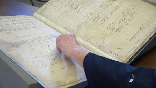 A Rare Day-by-Day Document of Life Aboard a Slave Ship