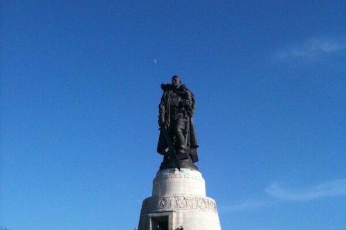 Soviet Memorial (Sowjetisches Ehrenmal)