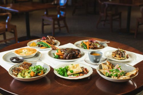 The Colonial Tavern Dishing Up 18th-Century Vittles