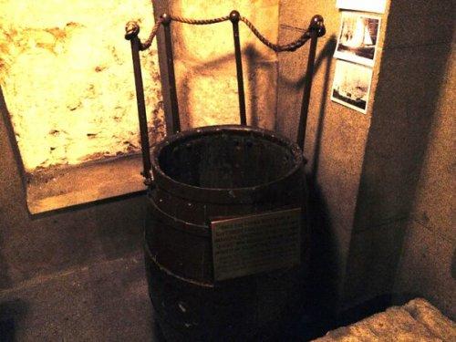 Sir Ernest Shackleton's Crow's Nest