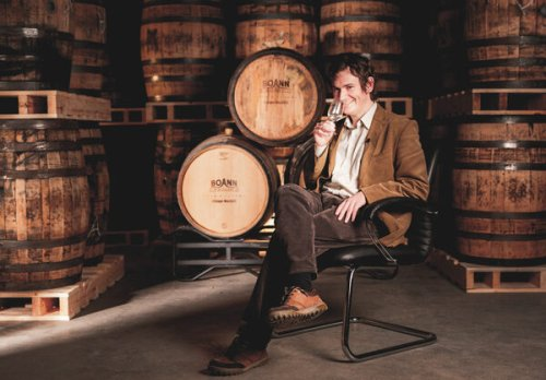 This Irish Academic Is Getting His PhD in Ghost Whiskey