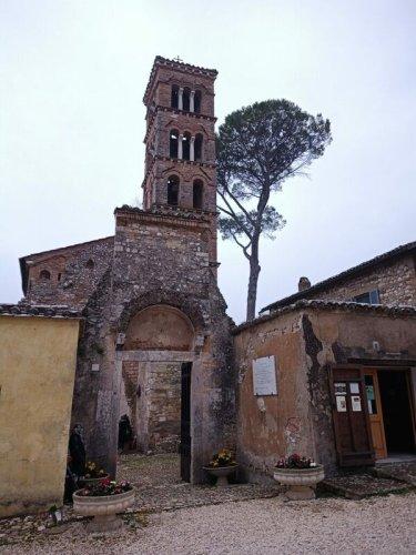 Santa Maria della Lode in Vescovio