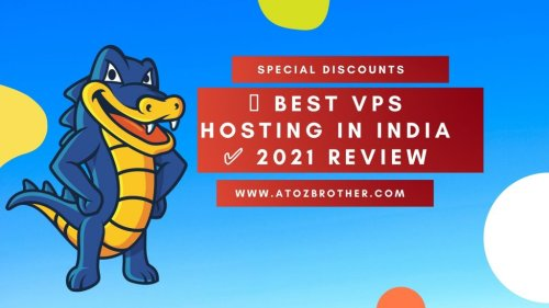 👉 Best VPS Hosting in India ✅ 2021 Review