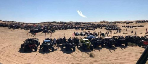 Glamis Folklore—Strange Things in the Dunes