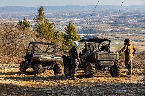Ride Report: The Rocky Run ATV-ORV Trail