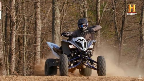 """Yamaha Shows off Its ATVs on History Channel's """"Modern Marvels"""""""