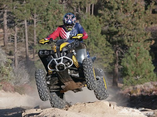 Testing Can-Am's 2012 Renegade 1000 X XC