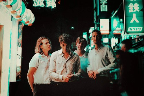 """Today's Song: Nostalgia Meets Hustle Culture in Circa Waves' """"Jacqueline"""" - Atwood Magazine"""