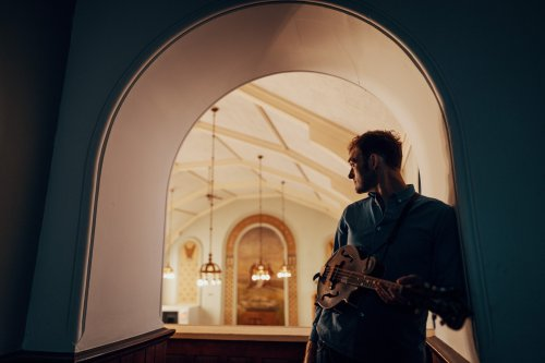 Won't You Come and Sing for Me: Chris Thile on Spirituality, Communion, & Solo Record 'Laysongs'